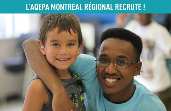 Camps d'été 2020 : l'AQEPA Montréal Régional recrute!