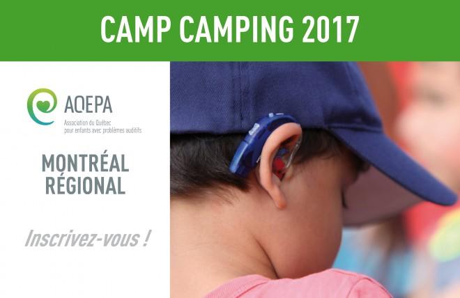 Camp camping 2017