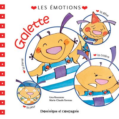 Émotions galette