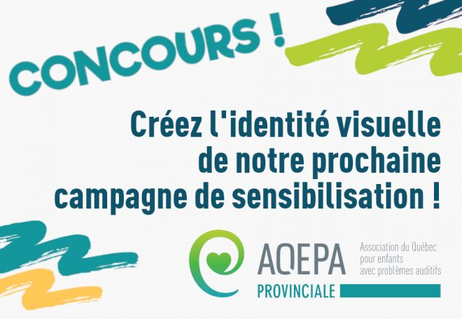 CONCOURS : Créez l'identité visuelle de notre prochaine campagne !