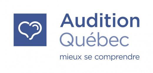 Logo Audition Québec