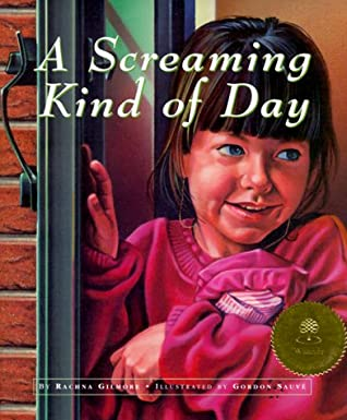 couverture A screaming kind of day