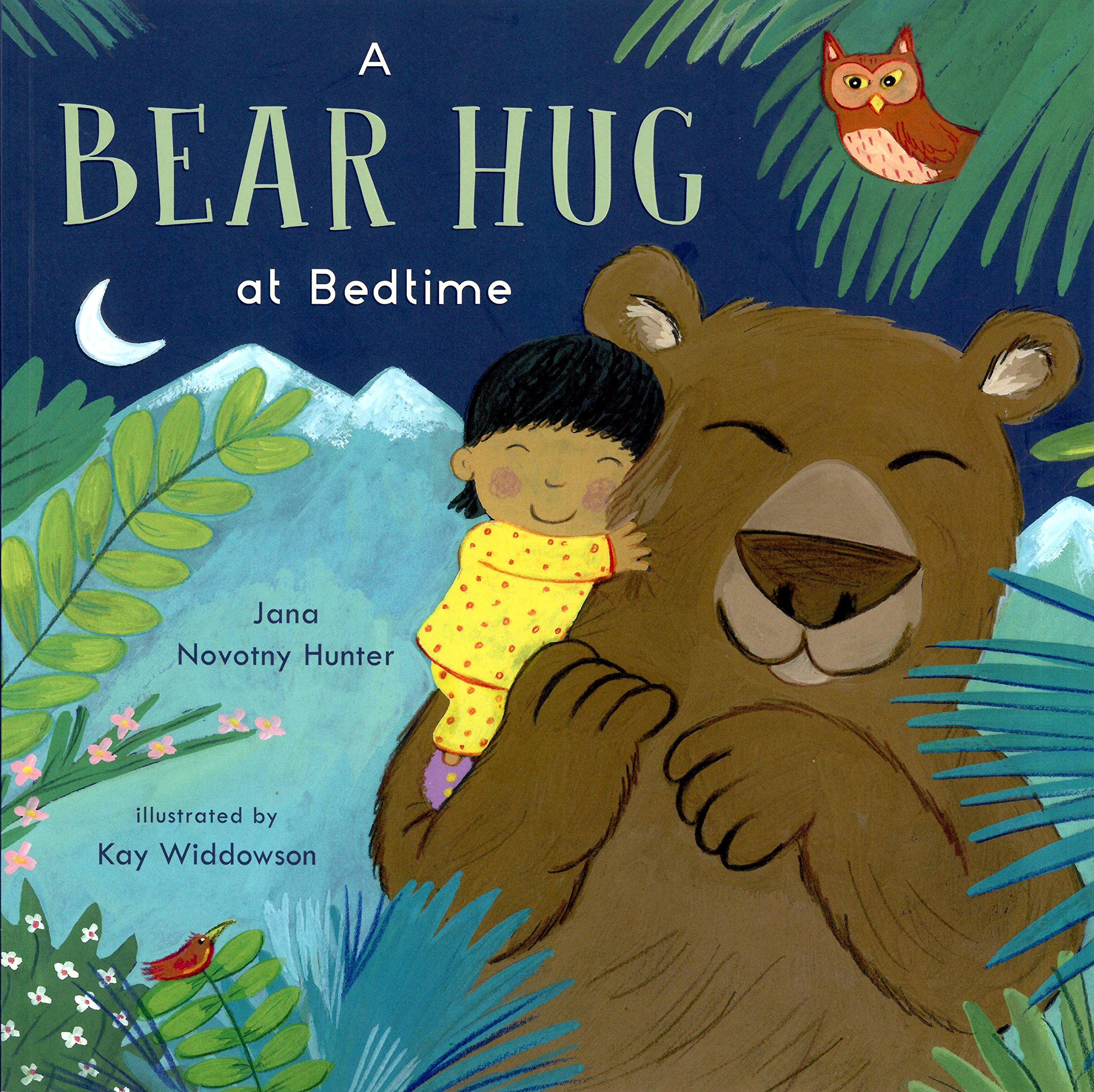 Couverture Bear Hug