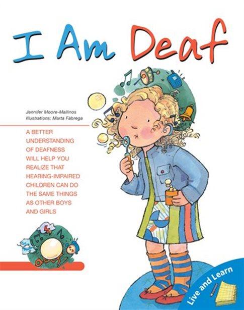 couverture I am deaf