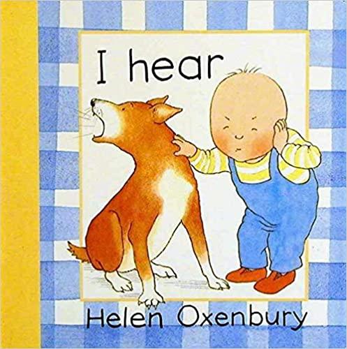 couverture du livre I hear