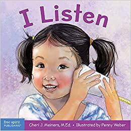 couverture du livre I Listen