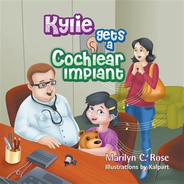 couverture Kylie gets a cochlear implant