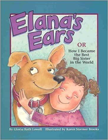 couverture Elana's ears