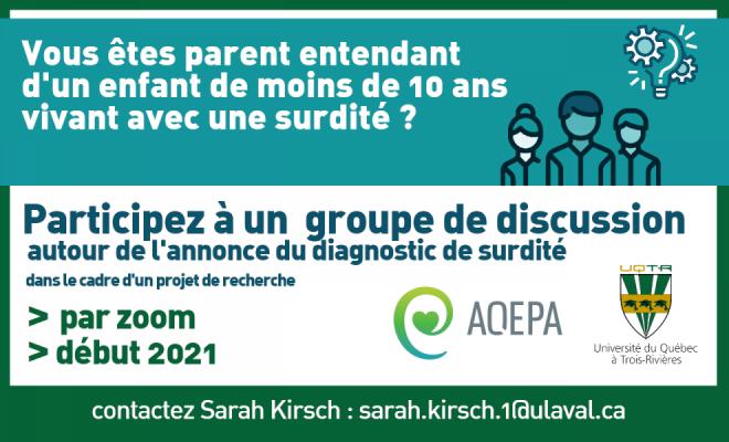 recherche annonce surdité-parents2021