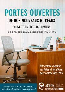 AQEPA Montréal Régional : Portes ouvertes!